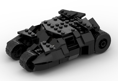Lego Minifigure Head Batman Only Available in The Tumbler Set H83