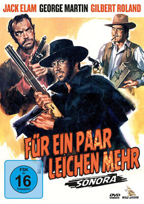 Sartana Does Not Forgive NEW PAL Classic DVD Alfonso Balcázar Jack Elam Italy