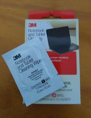 3M Screen Cleaning Wipes | 24 Pack | Alcohol Wipes |