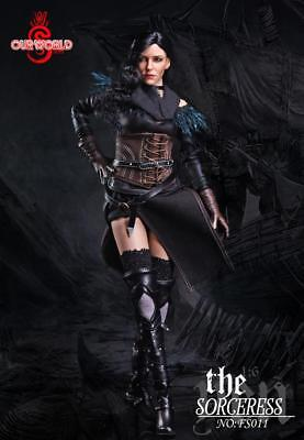 1/6 scale The Witcher Yennefer - Sorceress Yen SW OURWORLD