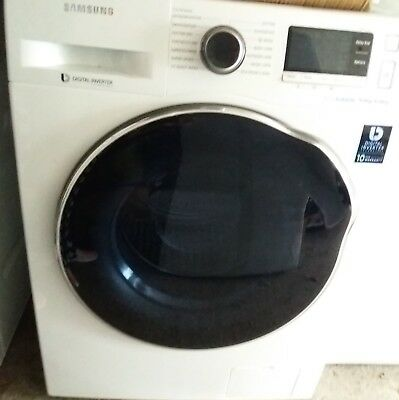 Samsung ECO BUBLE WASHER DRYER WITH 6 MONTHS WARRANTY!!!