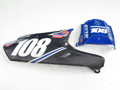 Dylan Ferrandis #108 Yamaha Race Team Airbox Cover Number Plate YZ250F YZ450F 24