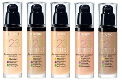 Bourjois 123 Perfect Foundation Correcting Pigments - CHOOSE YOUR SHADE