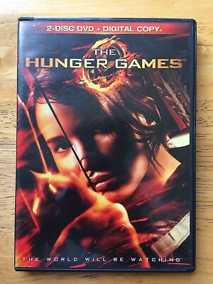 The Hunger Games (2-Disc DVD )