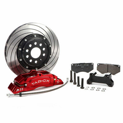 SEAT Leon 1P Tarox Super Sport Front Big Brake Kit Calipers 345mm Discs Pads
