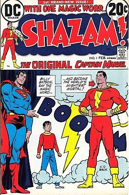 Us Comics Shazam! Digital Collection Of Bronze Age Comics On Dvd