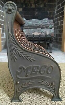 Antique Meco Electric Space Heater in Working Condition