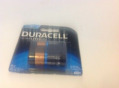 NEW Duracell Ultra High Power Lithium Battery 245 6V 1/EA 2CR5 DL245 EL2CR5