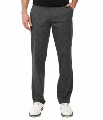 """adidas Mens Ultimate 365 Novelty Fall Weight Golf Pants Tapered 34""""W x 30""""L NWT"""