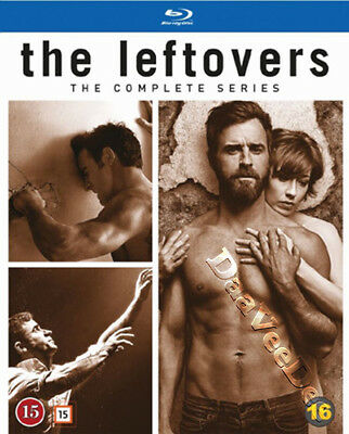 The Leftovers - Complete Series NEW Cult Blu-Ray 6-Disc Set Justin Theroux