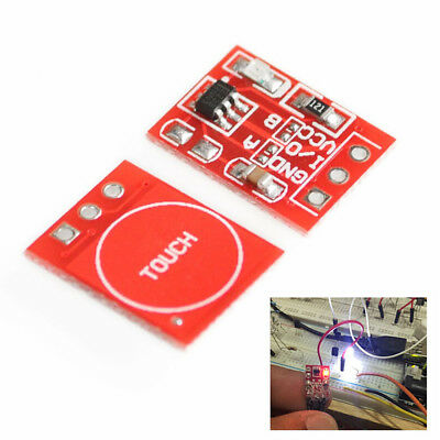 5/10pcs TTP223 Touch Key Module Capacitive Self-lock Switch Board Arduino l X3P0