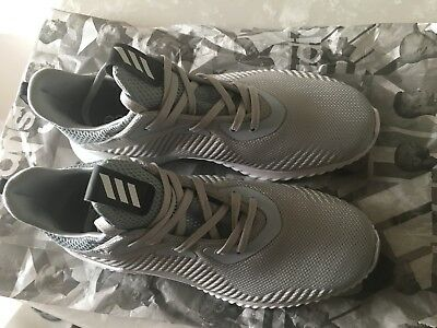b56a02b01 Adidas alphabounce 1 m Men s running Shoes Size 10 Brand New Gray Nice!