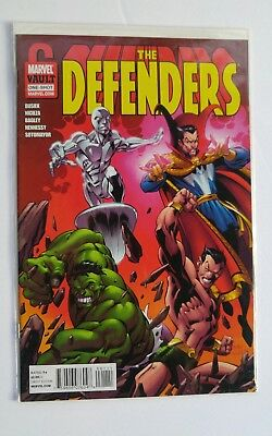 Defenders: From the Marvel Vault (2011) #1 VF  Silver Surfer,Dr Strange,Hulk