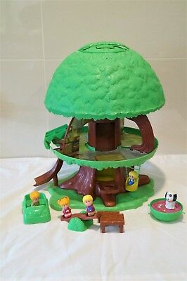 Vulli THE MAGIC Klorifil Treehouse - House - With Accessories - MELB