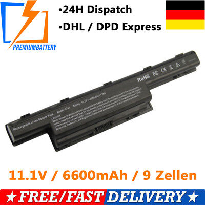 Akku für Acer Aspire 4560 4738 4739 4750 5750 5750G 7551 7551G AS10D31 Laptop DE