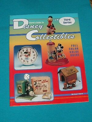 Stearns ~ 1995 Third Series ~ Guide To Disney Collectibles ~ Price Guide ~ COLOR