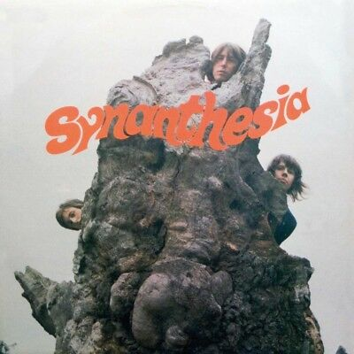 SYNANTHESIA - Synanthesia. New CD digipack + sealed