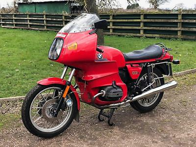BMW R100RS 1981, In Fantastic Condition. Classic German Motocycle