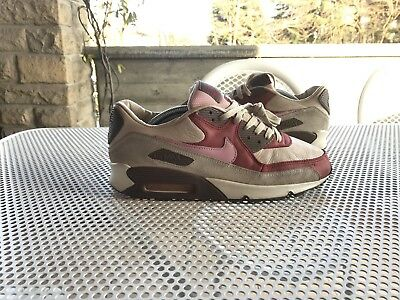 sports shoes 3954a 81df4 nike air max 90 DQM bacon us 9.5 uk 8.5 eu 43 310766-161 patta