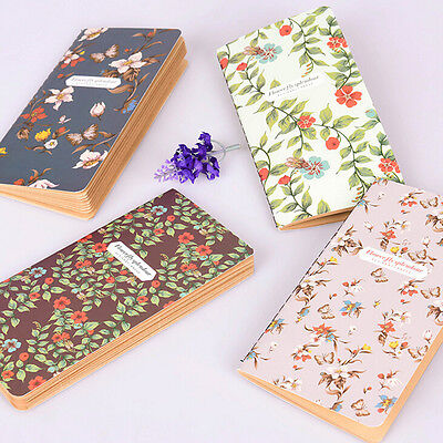 New1x Dancing butterflies series notebook/Vintage DIY diary/pocket notepad、New