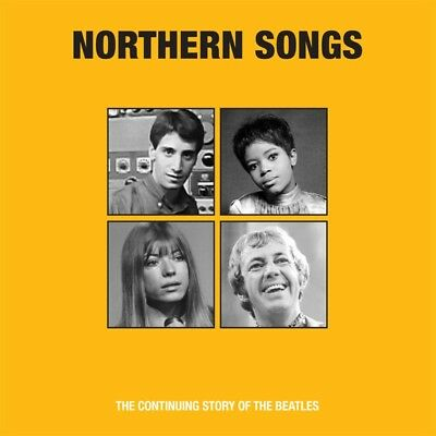 VARIOUS - Northern Songs – The Continuing Story Of The Beatles. New CD + sealed