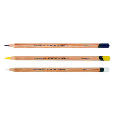 Derwent Lightfast Professional Quality Oil-Based Colour Pencils in 36 Colours