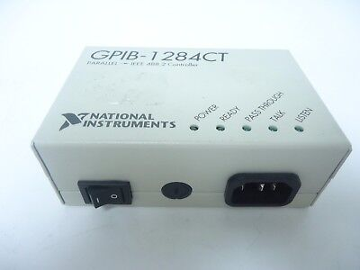 National Instruments GPIB-1284CT 300mA 250V Parallel IEEE 488.2 Controller
