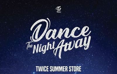 TWICE SUMMER POP-UP STORE OFFICIAL GOODS CHARACTER BRACELET Dance The Night Away
