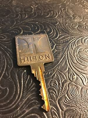 Brass Room Key from The Hilton in Lancaster, PA