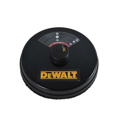 "Dewalt DXPA34SC 18"" 3400 PSI Water Pressure Surface Cleaner w/Quick Connect Plug"