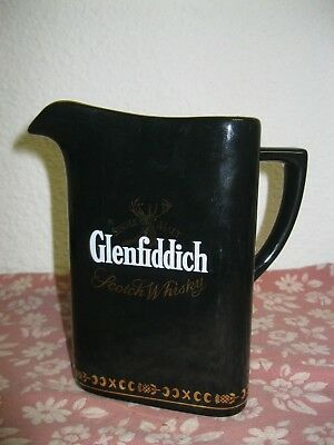Ancien PICHET GLENFIDDICH SINGLE MALT SCOTCH WHISKY en CERAMIQUE HCW PROMPOTS