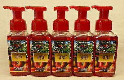 5 Afternoon Apple Picking Gentle Foaming Hand Soap Bath & Body Works 8.75 Oz