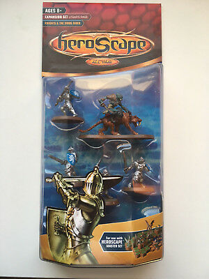 NEW Heroscape KNIGHTS and the SWOG RIDER Expansion Set, Wave 2: Utgar's Rage