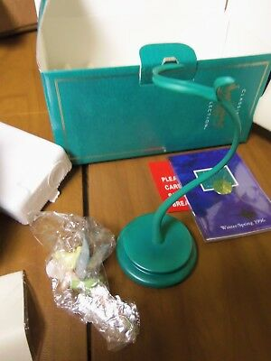 Classic Walt Disney Collection Tinker Bell 1996 Special Ed Ornament w/stand NIB