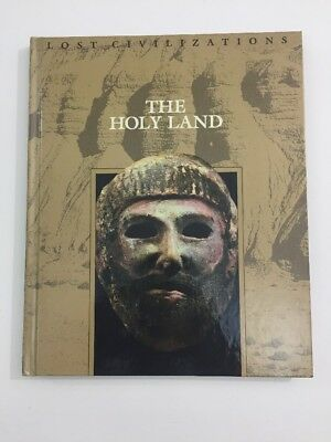 Lost Civilizations: The Holy Land  (1999, Hardcover) TIME LIFE