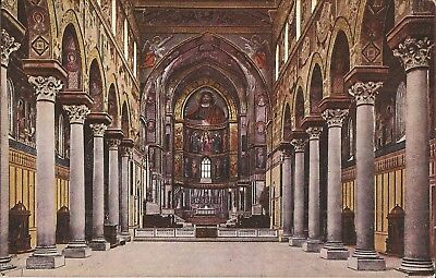 Monreale, Sicily - ITALY -  Cathedral - ARCHITECTURE