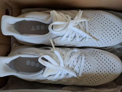 968cff69886 Adidas Ultra Boost Clima Triple White US MENS 11.5 BY8888 Brand New!  ULTRABOOST