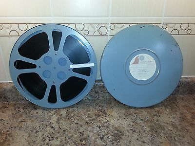 RARE 16MM Film THIS IS AMWAY With Cannister
