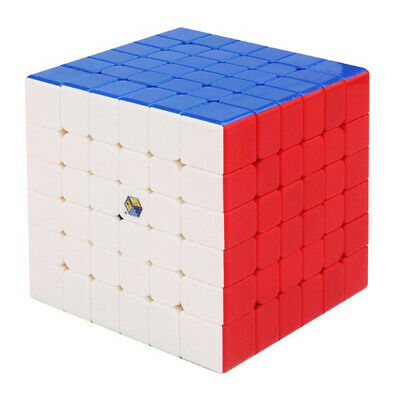 YuXin Little magic 6x6x6 Speed Contest Magic Cube Twist Puzzle Toys Multi-Color