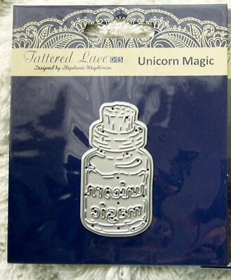 UNICORN MAGIC DIE TLD0454 - Tattered Lace Stephanie Weightman