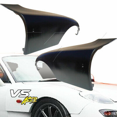 front for Mazda RX-7 FD3S 9 VSaero FRP RAME GT-AD Wide Body Cover Fenders