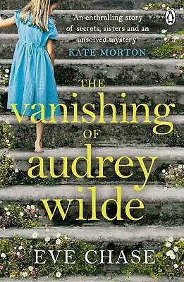 Vanishing of Audrey Wilde: 'One of the most ENTHRALLING NOVELISTS OF THE MOMENT'