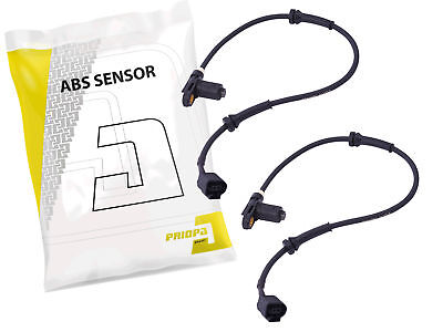 2x ABS-Sensor Priopa Vorne Links Rechts Ford Galaxy Seat Alhambra VW Sharan