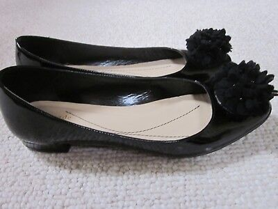 037549bc3db8 KATE SPADE FLASH neon pink patent leather pointy flats size7.5 ...