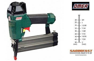 18 Gauge Air Brad Nailer By Omer - 12.50