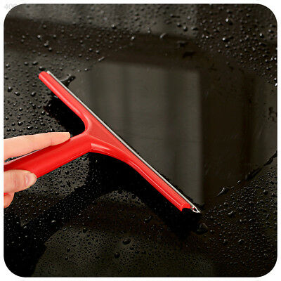 Window Squeegee Glass Wiper Silicone Blade Cleaning Shower Screen Washer