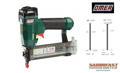 18 Gauge Air Brad Nailer By Omer - 12.40