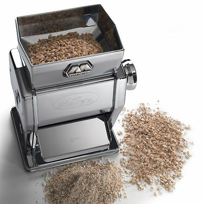 Marcato Marga Grain Mill for Making Fresh Flour, Made in Italy