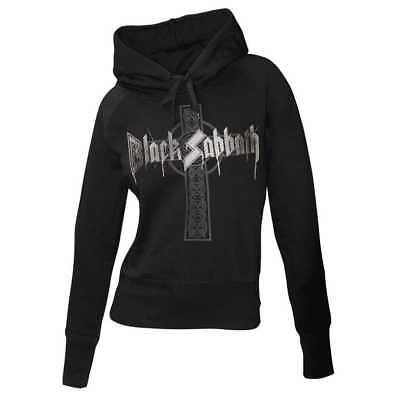 Black Sabbath - Grey Cross, Girl-Kapuzenpulli