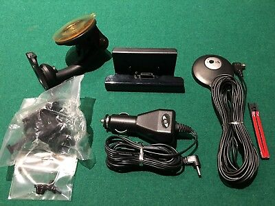 SIRIUS Radio Car Vehicle DOCK CRADLE UC8, POWER ADAPTER, MOUNTS, ANTENNA